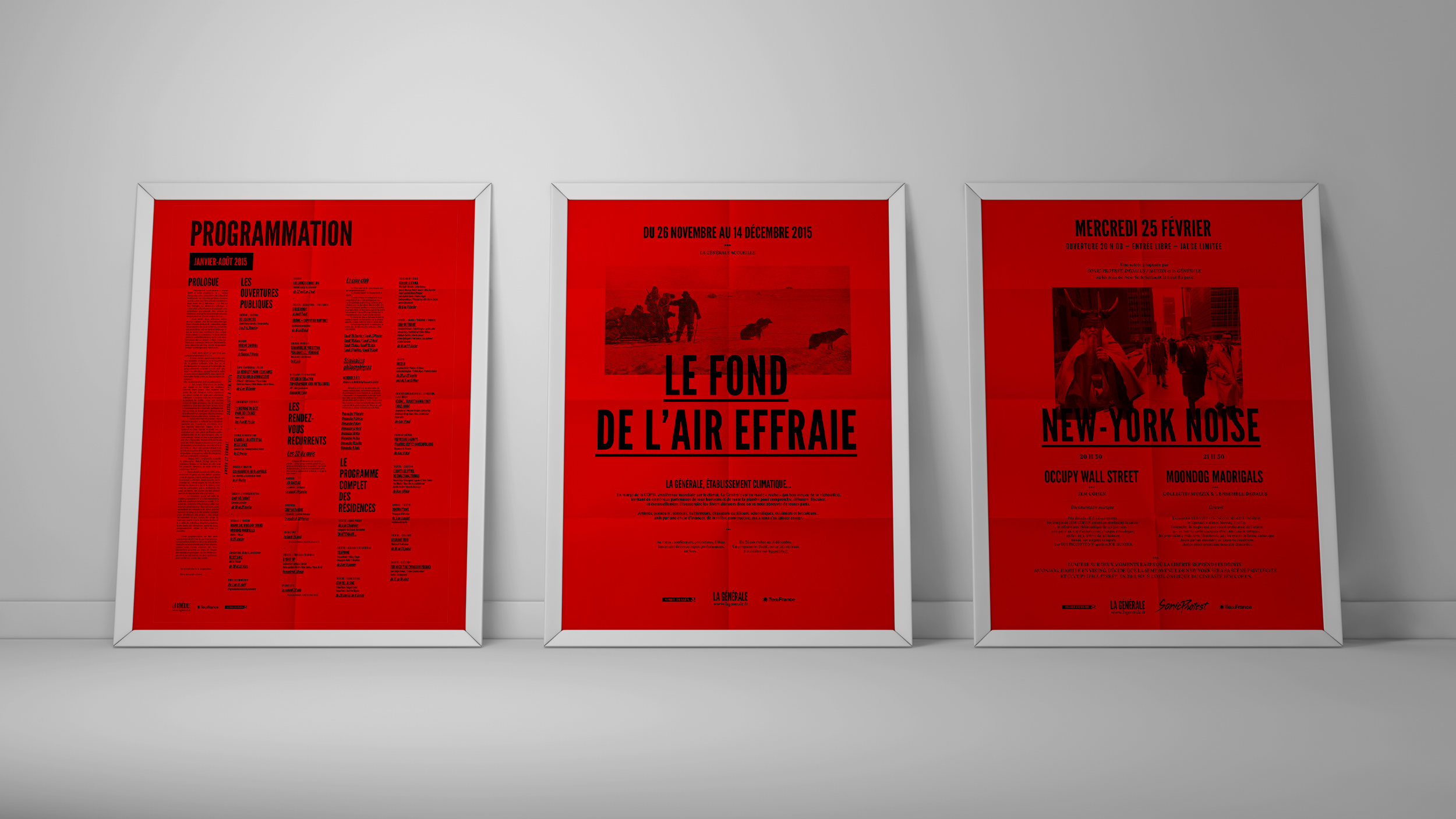 3Affiches
