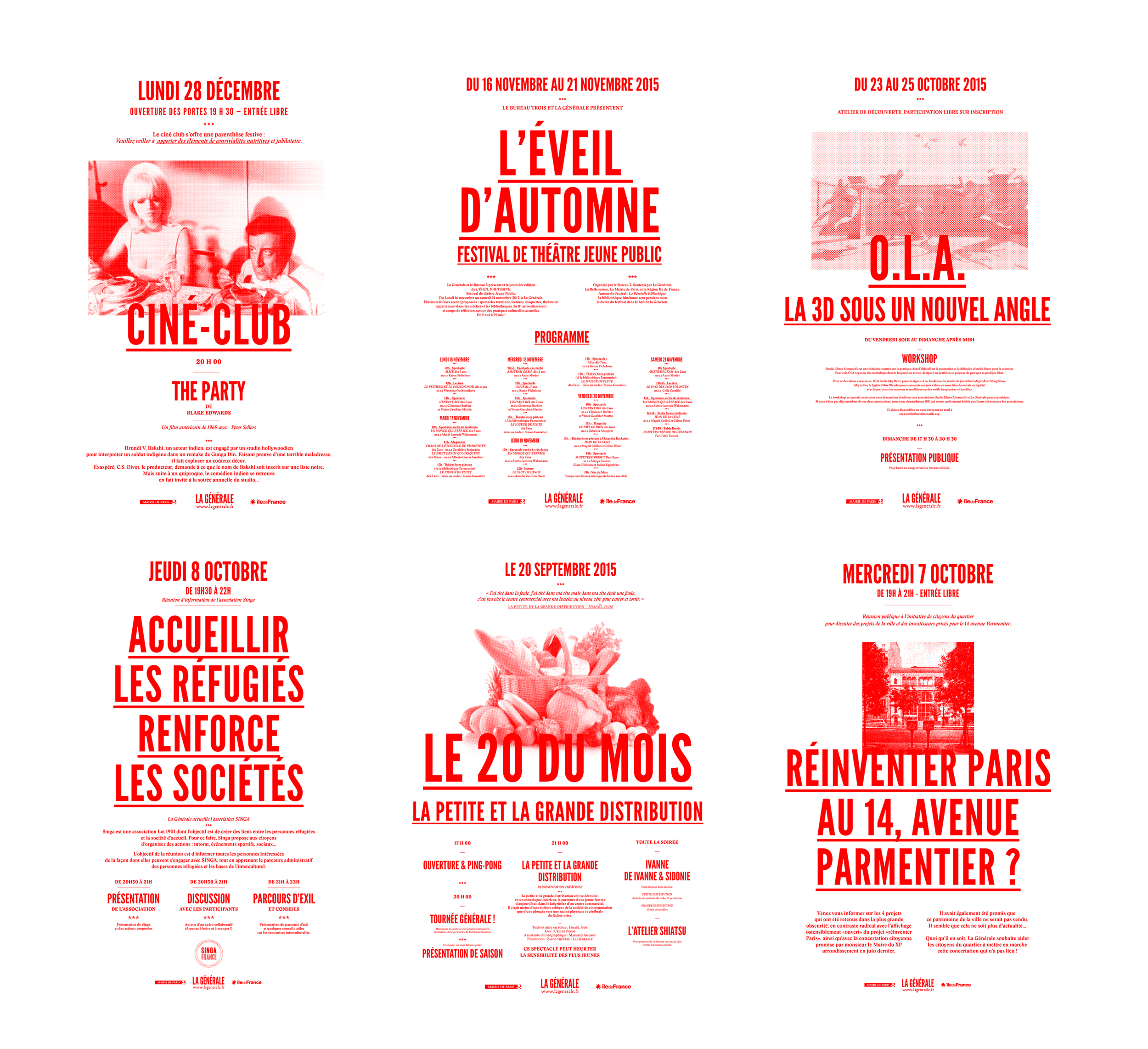 6Affiches